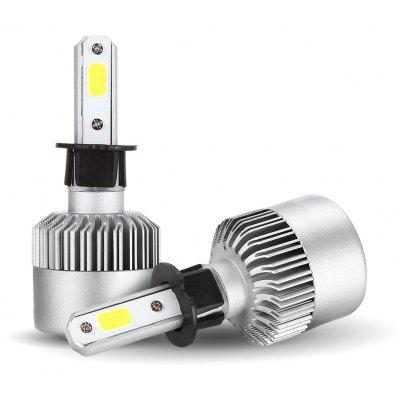 S2 H3 Pair of Car LED Headlight