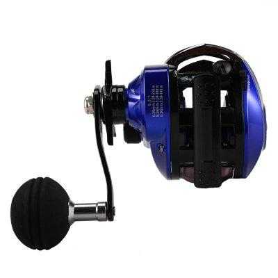LIE YU WANG Fishing ReelFishing Reels and Rods<br>LIE YU WANG Fishing Reel<br><br>Bearing Quantity: 14<br>Fishing Method: Bait Casting<br>Fishing Reels Type: Fishing Wheel,Water Drop wheel<br>Package Contents: 1 x Fishing Reel, 1 x Small Bag<br>Package Size(L x W x H): 14.50 x 12.00 x 7.50 cm / 5.71 x 4.72 x 2.95 inches<br>Package weight: 0.3150 kg<br>Product weight: 0.2150 kg