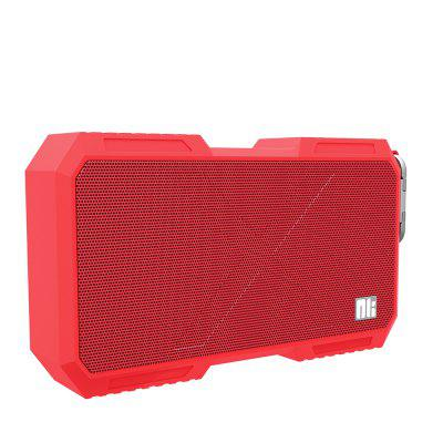 NILLKIN X1 X - MAN Bluetooth Portable Speaker with HookSpeakers<br>NILLKIN X1 X - MAN Bluetooth Portable Speaker with Hook<br><br>Brand: NILLKIN<br>Model Number: X1 X - MAN<br>Package Contents: 1 x NILLKIN X1 X - MAN Bluetooth Speaker, 1 x AUX Cable, 1 x USB Cable, 1 x Portable Hook, 1 x English User Manual<br>Package Size(L x W x H): 19.60 x 12.40 x 6.60 cm / 7.72 x 4.88 x 2.6 inches<br>Package weight: 0.7414 kg<br>Product Size(L x W x H): 17.00 x 9.80 x 4.00 cm / 6.69 x 3.86 x 1.57 inches<br>Product weight: 0.5182 kg