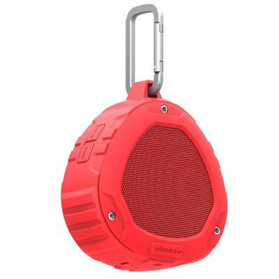 NILLKIN S1 PlayVox Bluetooth Speaker Portable Wireless PlayerSpeakers<br>NILLKIN S1 PlayVox Bluetooth Speaker Portable Wireless Player<br><br>Brand: NILLKIN<br>Model Number: S1 PlayVox<br>Package Contents: 1 x NILLKIN S1 PlayVox Bluetooth Speaker, 1 x AUX Cable, 1 x USB Cable, 1 x Portable Hook, 1 x Sucker, 1 x English User Manual<br>Package Size(L x W x H): 13.00 x 13.00 x 7.30 cm / 5.12 x 5.12 x 2.87 inches<br>Package weight: 0.3190 kg<br>Product Size(L x W x H): 10.05 x 9.30 x 4.35 cm / 3.96 x 3.66 x 1.71 inches<br>Product weight: 0.2000 kg
