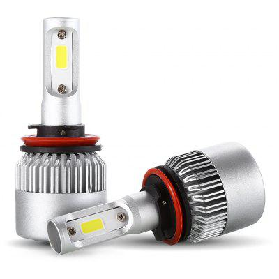S2 H8 H9 H11 Pair of Car LED Headlight