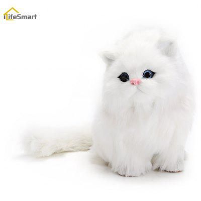 Baby Cute Simulation Cat Doll Plush Toy