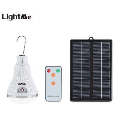 Lightme Dimmable Remote Control Solar Powered Light