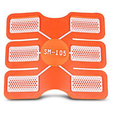 6pcs Trainer Pad Fitness Gear Accessories for Muscle Sculpting