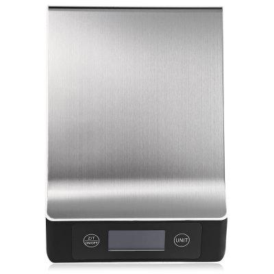 Digital Kitchen Scale 15KG Capacity with Back-lit LCD Display