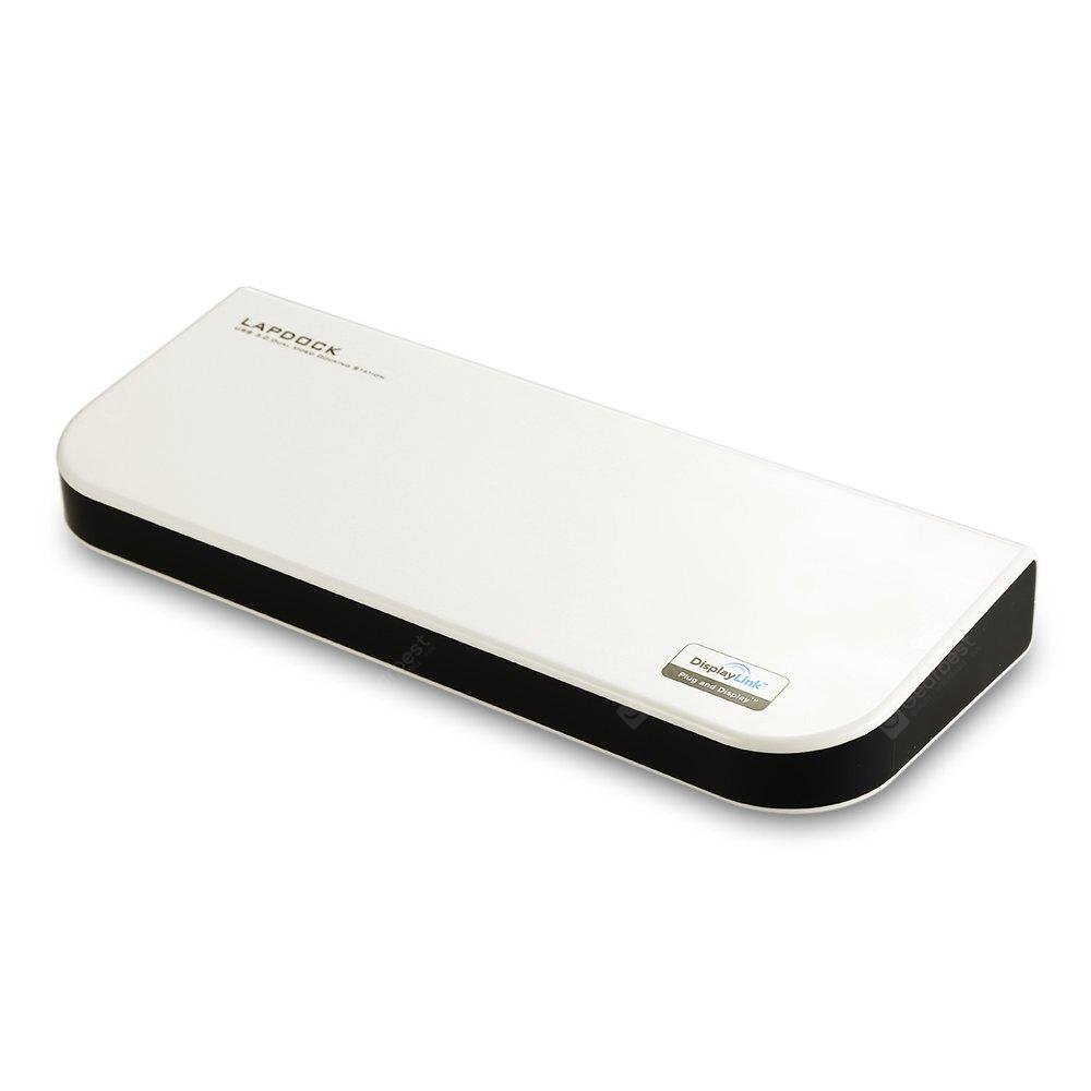Station d'accueil USB - UG39DK1 USB 3.0 Charge rapide