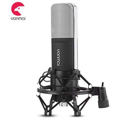 Yanmai Q8 Professional Cardioid Microphone for Recording