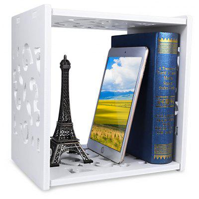 Carving Commodity Shelf Rack Frame Decoration Wall-hanging Cabinet