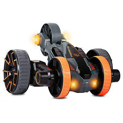 Wheels Remote Control Race Stunt Car With Led Light