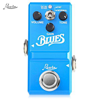 ROWIN Blues Style Overdrive Box Guitar Effect Pedal