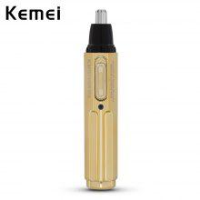 Kemei KM - 6616 Rechargeable Electric Nose Ear Hair Shaver