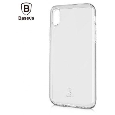 Baseus Simple Series Ultra Slim Clear TPU Case for iPhone X