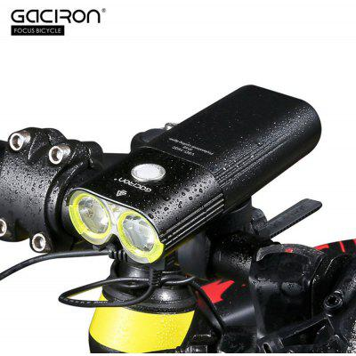 GACIRON V9D - 1600 Waterproof Bike Front Handlebar Light