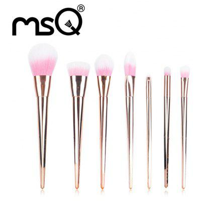 MSQ 7pcs Makeup Brushes
