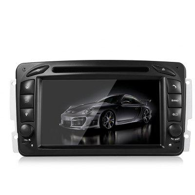 WB7063 - DW Android 6.0.1 Car DVD Player for Benz