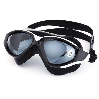 Whale Anti-fog UV Protection Goggles with Myopia Lens