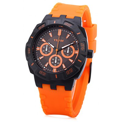 VILAM 10070 Men Quartz Watch