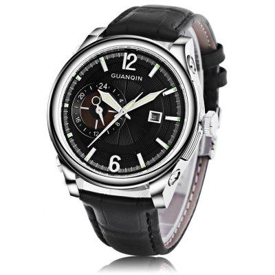 GUANQIN GS19027 Men Quartz Watch