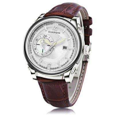 GUANQIN GS19027 Montre Homme Quartz