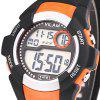 VILAM 09013 Digital Sports Watch - ORANGE