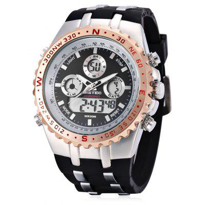 BISTEC 11927 Dual Movt Male Outdoor Watch
