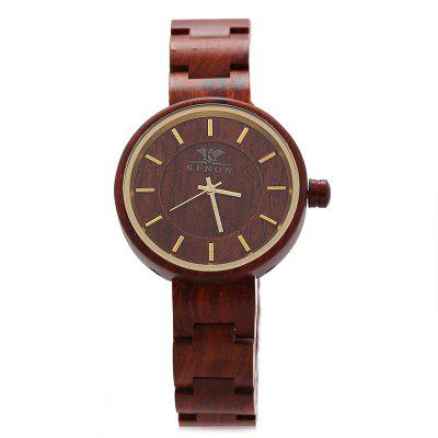 K KENON Male Quartz Watch