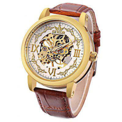 SEWOR SW046 Male Mechanical Hand Wind Watch