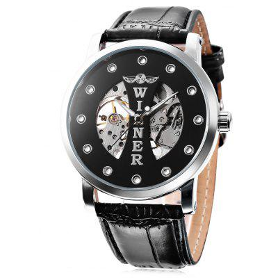 Winner W142 Male Auto Mechanical Watch