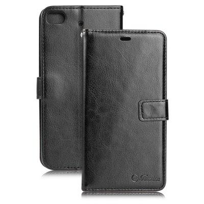 Tomkas Crazy Horse Series Case Wallet 2 in 1 for Xiaomi 5S
