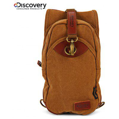 Discovery Adventures Outdoor Shoulder Crossbody Chest Bag