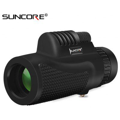 SUNCORE Navigator 10X35 High-powered Wide Angle Water-resistant Monocular Telescope