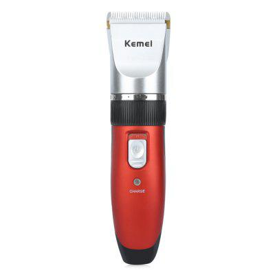 Kemei KM - 3902 Hair Cut Travel Use Safe Electric Clippers