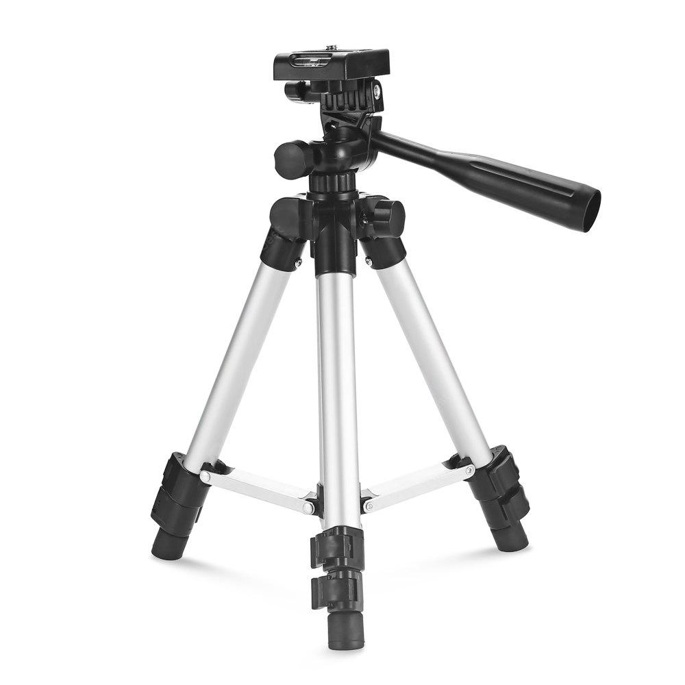 HM330A 360 Degree Rotating Panoramic Handle Camera Tripod with Remote Controller