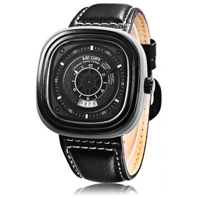 MEGIR ML2027 Montre Homme Quartz