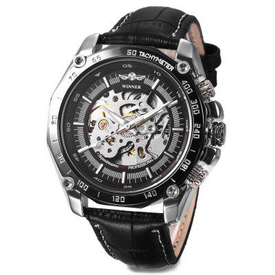 Winner 427 Male Auto Mechanical Watch