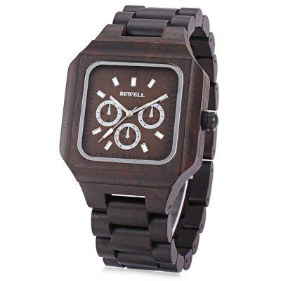Bewell ZS - W001A Male Quartz Watch