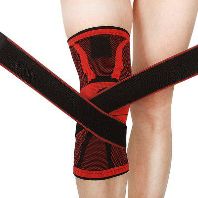 YUNDONGZHE Knee Support Brace Wrap Protector Pad