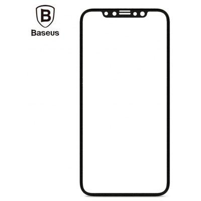 Baseus Soft PET Full frosted Tempered Glass Film for iPhone X 225298501