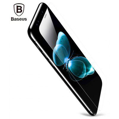 Baseus Tempered Glass Shatterproof Non Full Screen Protective Film (Secondary Hardening) for iPhone X 0.2mm
