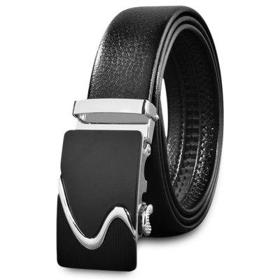 Men Luxury Durable Casual Automatic Buckle Belt
