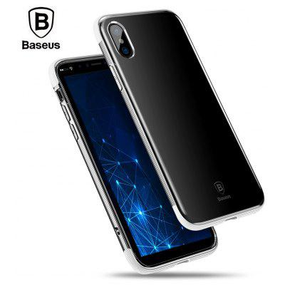 Buy Baseus Armor Case TPU Back Cover for iPhone X, WHITE, Mobile Phones, Apple Accessories, iPhone Accessories, iPhone Cases/Covers for $5.28 in GearBest store