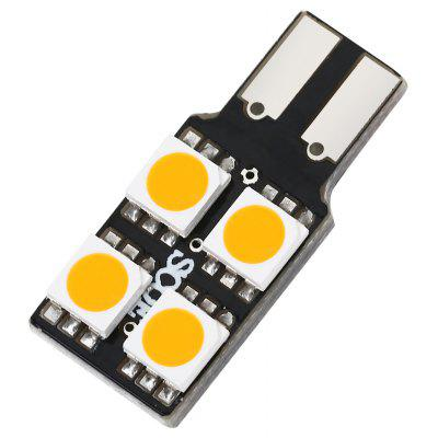 Buy YELLOW SCOE T10 4B 4SMD LED Reading Lamp for Car for $4.11 in GearBest store