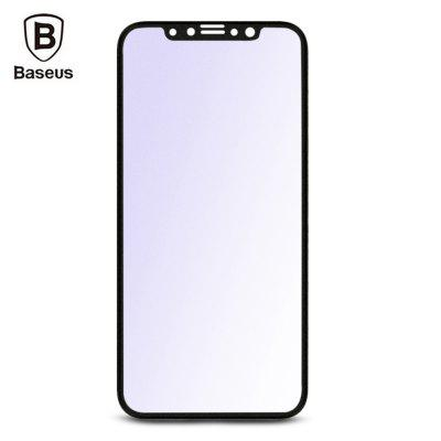Baseus Full frosted Anti blue Tempered Glass Film for iPhone 8 225298401