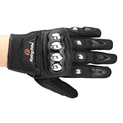 Riding Tribe MCS - 29B Motorcycle Racing Gloves