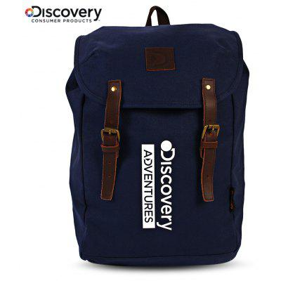 Discovery Adventures Travel Canvas Cover Backpack Sport Bag