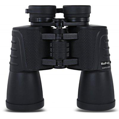 MaiFeng 20 x 50 LE Portable Binocular Telescope for Outdoor Hiking Hunting Camping Sports