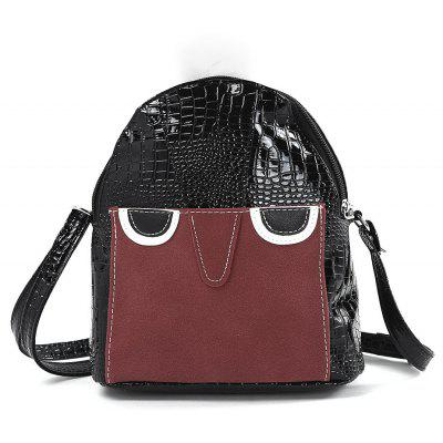 Fashion Animal Design PU Cross-Body Tasche für Frauen