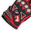 PROBIKER MCS - 23 Motorcycle Racing Gloves - RED