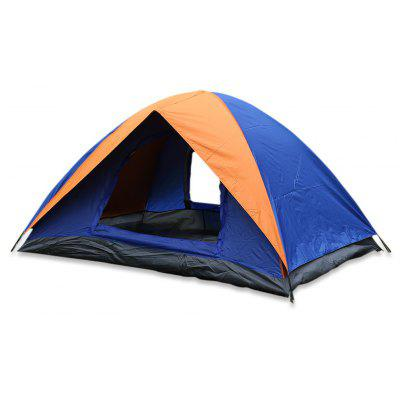 CLEYE Outdoor Water Resistant 2 Person Camping Tent