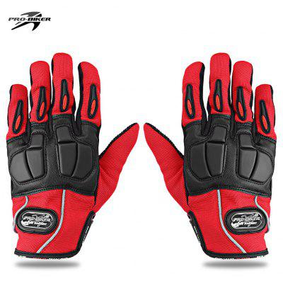 Buy RED PROBIKER MCS 22 Motorcycle Racing Gloves for $8.47 in GearBest store